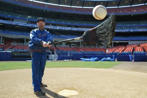 Pete Flynn, legendary Mets groundskeeper, dead at 79