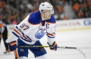 Oilers' Connor McDavid scores the cover of EA Sports' 'NHL 18'