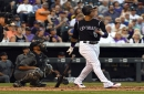 """Is Carlos Gonzalez on the verge of a breakout for the Rockies? """"We're just waiting,"""" Arenado said."""