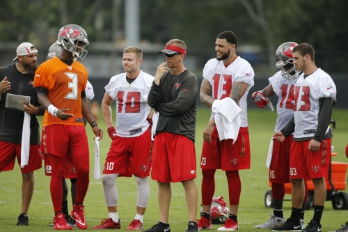 The Buccaneers have one of the best receiving corps in the NFL