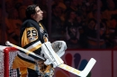 Marc-Andre Fleury drafted by Vegas Golden Knights