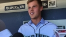 Mariners sign second-round pick Sam Carlson to a professional contract