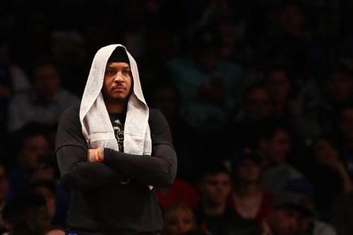Carmelo Anthony tells Knicks he wants to stay in New York