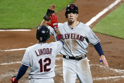 Indians 5, Orioles 1: Carlos Carrasco strikes out 10 as Indians beat skidding Orioles