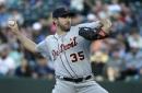 Tigers' Justin Verlander perfect through 5 innings in Seattle