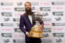 Which Sharks players have won previous NHL awards?