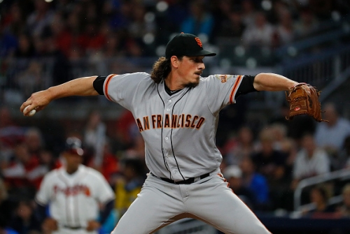 Giants Fall to Braves on Walkoff Homer in 11th