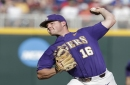 In Jared Poche's record win for LSU, 'you could tell they were uncomfortable'