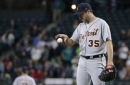 Tigers lose 4-run lead to drop 5th game in a row, falling to worst mark since 2015
