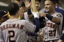 Mike Fiers wins 4th straight decision as Astros beat A's 5-1 (Jun 21, 2017)