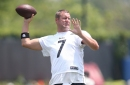 Las Vegas puts odds on how many games Ben Roethlisberger will start for the Steelers in 2017