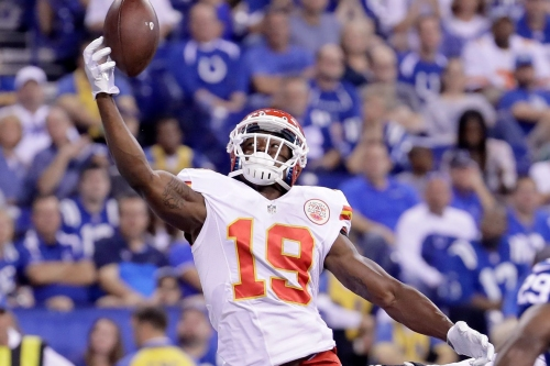 Jeremy Maclin could be a great fantasy football sleeper