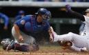 Cubs' Miguel Montero: MLB's slide guideline 'terrible (bleeping) rule'