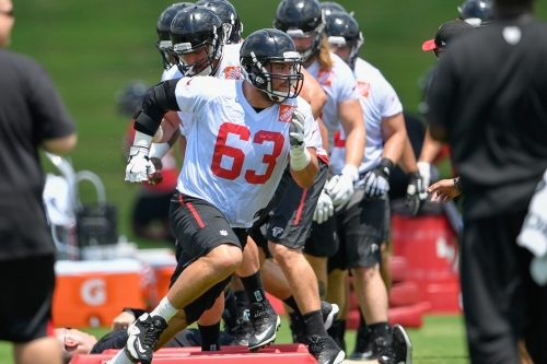 4 major questions facing the Falcons for 2017 training camp