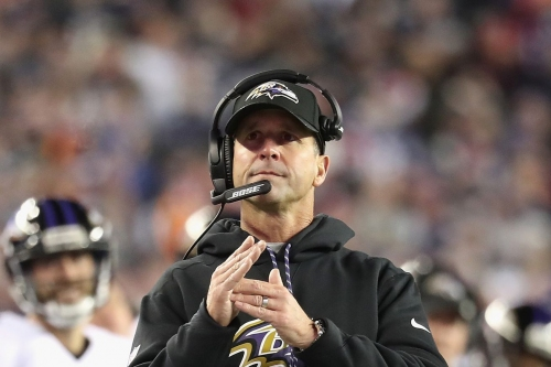 NFL.com's Elliott Harrison lists John Harbaugh as sixth best coach in 2017 head coach power rankings