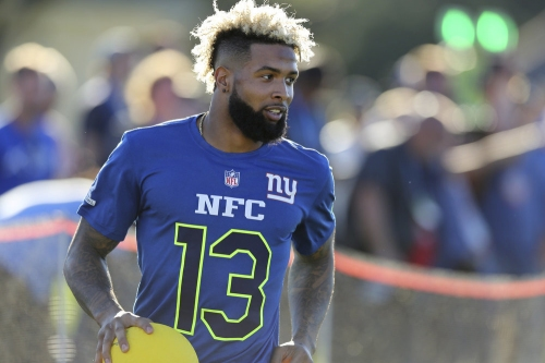 2017 NFL Top 100: Where should Giants' Odell Beckham be ranked in Top 10?
