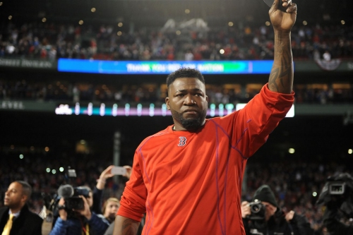 David Ortiz to have street named after him
