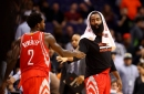 NBA trade rumors: Is trading James Harden a better move than trading Patrick Beverley?