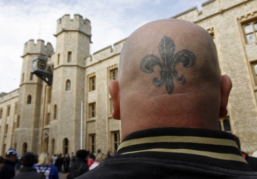 Calling all European Who Dats: Tell us how you became a Saints fan