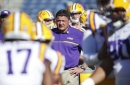 Ed Orgeron Needs To Get Over His Texas Issues