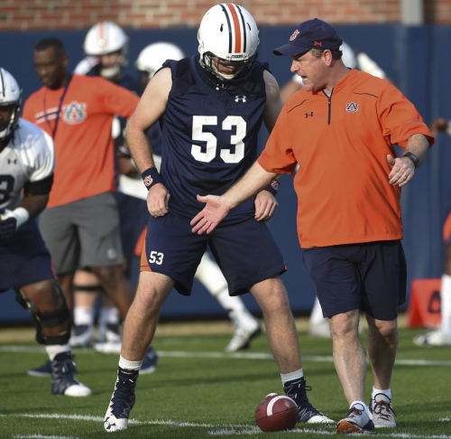 Auburn's 2018 recruiting plans for special teams