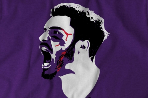 Celebrate Nolan Arenado's walk-off cycle in style with a pair of t-shirt options