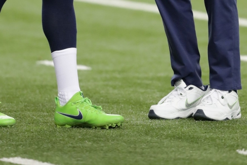 Pete Carroll's Air Monarch IV comfort sneakers prove a bestseller for Nike