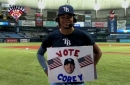 Chris Archer lobbies for Corey Dickerson to make the All-Star Game