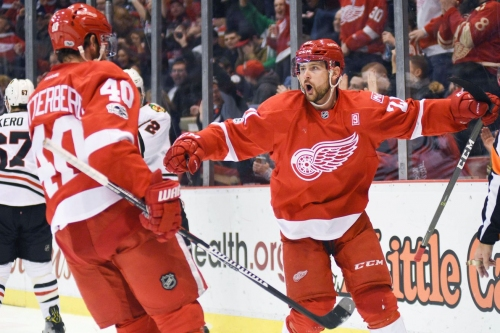 Red Wings Release 2017-18 Schedule