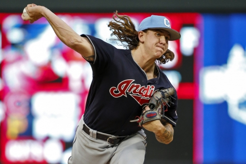 Cleveland Indians, Baltimore Orioles starting lineups for Thursday night, Game 71