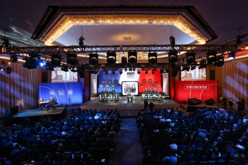 NBA Draft 2017: How to Watch and Follow, Plus an Open Thread