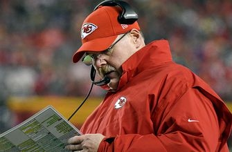 Chiefs sign Andy Reid to contract extension