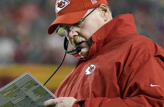 Chiefs sign Andy Reid to extension, part with GM John Dorsey