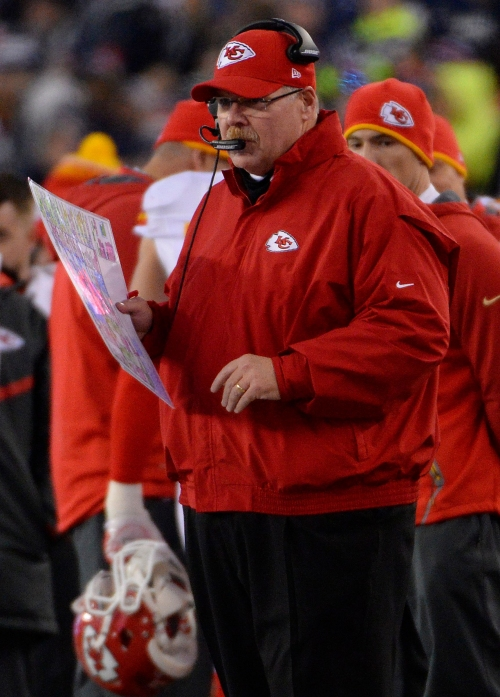 Kansas City Chiefs extend coach Andy Reid's contract, part ways with GM John Dorsey