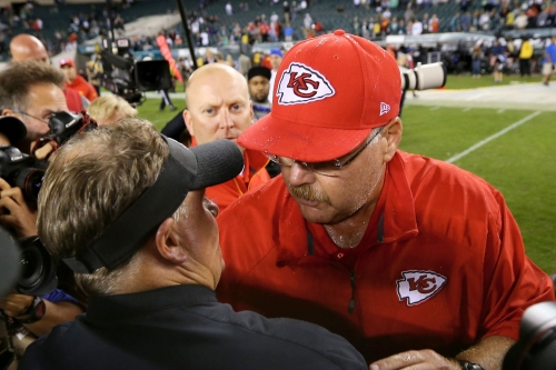 Andy Reid will not be taking over as Chiefs GM