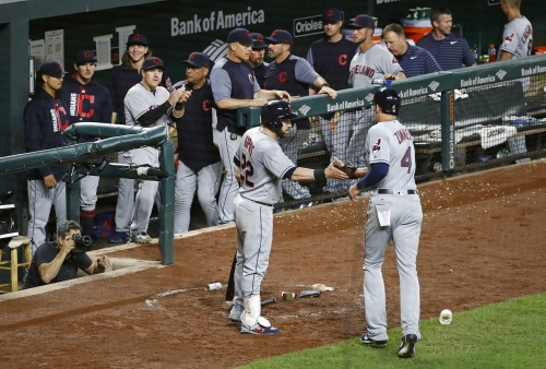 Cleveland Indians vs. Baltimore Orioles: Live updates and chat, Game 71
