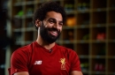Watch as Liverpool appear to troll their own fans over Mohamed Salah signing