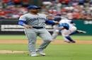 Rangers hitters go to town on Blue Jays, Stroman