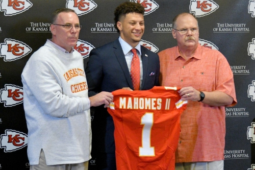 John Dorsey out as Chiefs GM, dominos could eventually follow