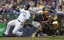 Knebel sets strikeout mark as Brewers beat Pirates 4-2