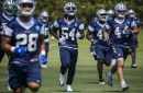 How much of the Cowboys linebacker corps success depends on Jaylon Smith in 2017?
