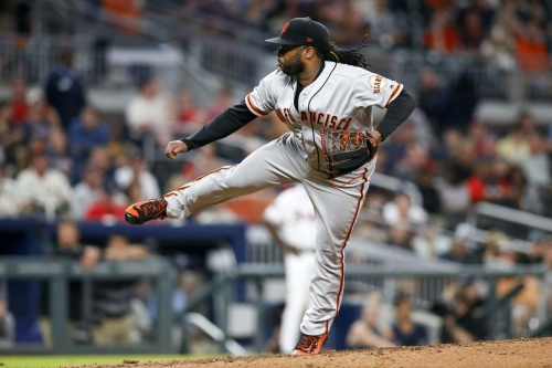 Johnny Cueto is going to opt out, and the Giants 'aren't inclined' to give him an extension