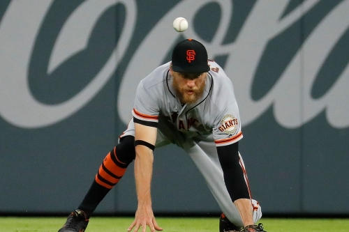 The Giants have the worst defensive outfield in baseball, but you knew that already