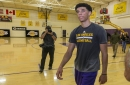 NBA Draft 2017: Los Angeles Lakers select Lonzo Ball with second overall pick in NBA Draft