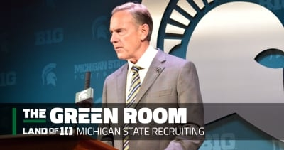 Michigan State searches for 2018 DL commit, receiver includes Spartans in top 11, in-state QB back on market