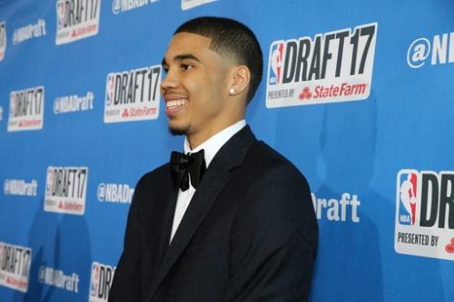 Celtics select Jayson Tatum with No. 3 pick in draft The Associated Press