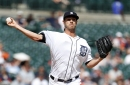 Shane Greene says goodbye to hair after rough outing in Seattle