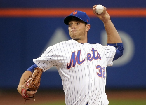 Steven Matz ditching his slider in hopes of keeping arm healthy