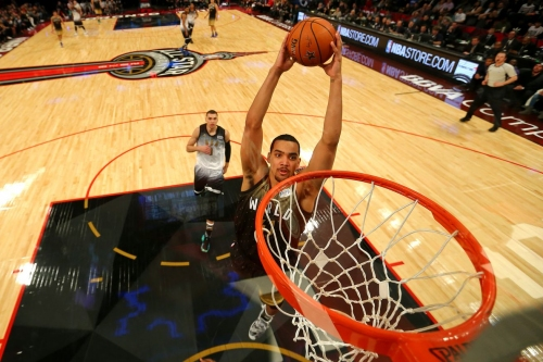 Highlights of the newest Denver Nuggets forward, Trey Lyles