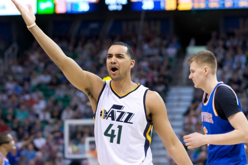 Trade: Nuggets move 13th pick to Utah Jazz for Trey Lyles, 24th pick